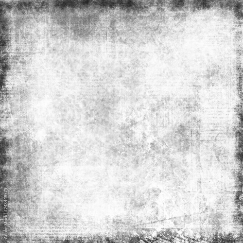 Garden Poster Concrete Wallpaper Grunge grey background