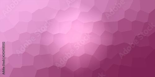 Pink polygon texture Wallpaper © nakedking