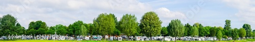 Campingplatz Campen Wohnmobile
