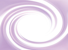 Vector Abstract Violet Swirl Background