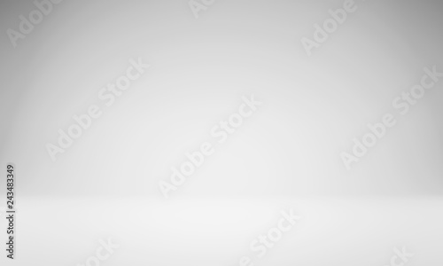 Fotografie, Obraz  Studio photography white