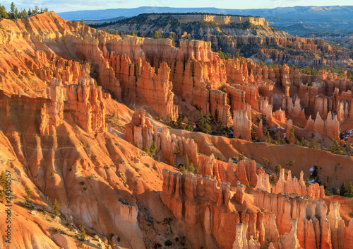 Winter in Bryce Canyon Utah