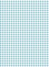 Aqua Gingham Pattern