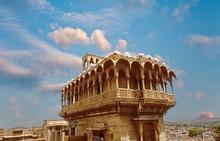 Beautiful Ld Haweli In Jaisalmer
