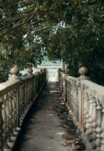 Imagen De Un Camino Salvaje En Las Islas Perhentian En Malasia