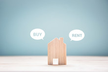 Home With Buy Or Rent, Copy Sp...