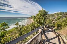 Walk Along Byron Bay