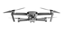 Drone Isolated On White