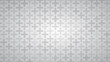 Abstract background of crosses in shades of gray colors
