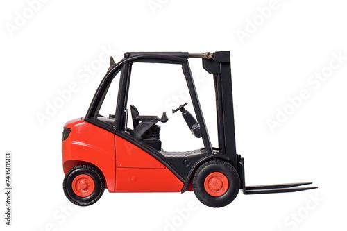 Fototapeta Forklift 1 obraz