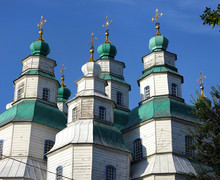 The Largest Wooden Church Of U...