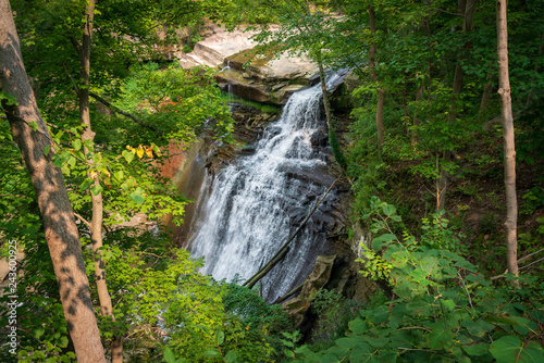 Brandywine Falls in Cuyahoga Valley National Park Canvas-taulu