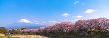 Ryuganbuchi In Fuji City, Shiz...