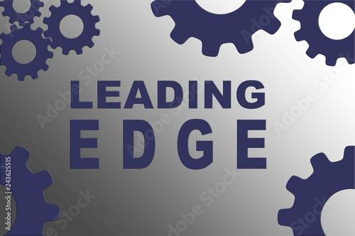 Fotografija  LEADING EDGE concept