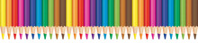 Rainbow Color Pencil Aligned I...