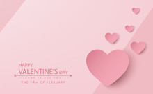 Happy Valentine's Day Banner Design