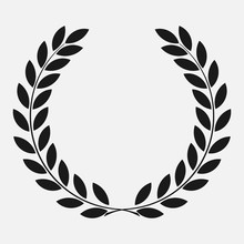 Icon Laurel Wreath