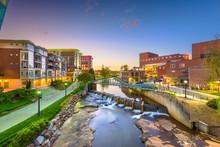 Greenville, South Carolina, US...