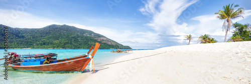 Papiers peints Tropical plage Asian tropical beach paradise in Thailand