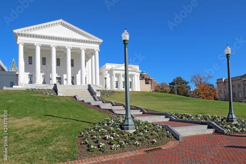 Fotografie, Obraz  Virginia capitol building in Richmond
