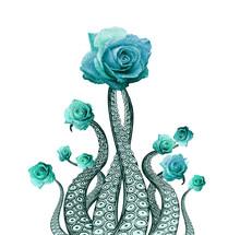 Octopus Rose Garden