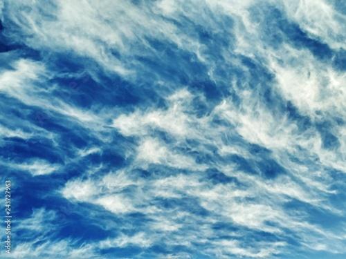 Foto  Magic Clouds in the Sky