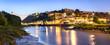 Leinwanddruck Bild - River Avon Clifton Bridge Bristol