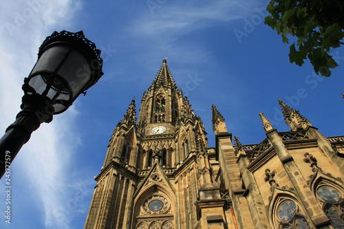 Catedral de San Sebastián (Buen Pastor), en Guipúzcoa