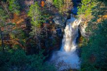 Bushkill Falls PA, USA .