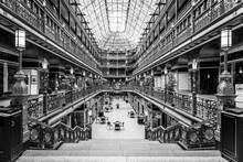 The Arcade In Cleveland Ohio