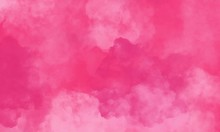 Pink Painting Background With Copy Space For Text Or Image
