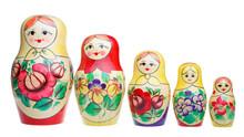 Russian Dolls Matryoshka