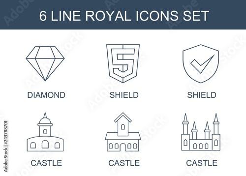 Foto  royal icons