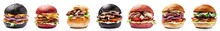 American Burgers From Black, R...