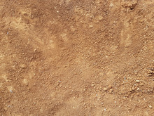 Red Dirt Road Texture Soil Bac...
