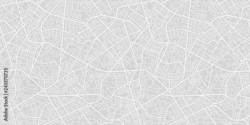 Mapa ulic miasta