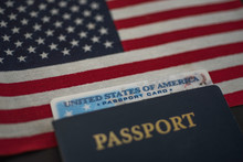 Passport Card Of USA Covered B...