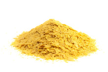 Flakes Of Yellow Nutritional Yeast A Cheese Substitute And Seasoning For Vegan Diets