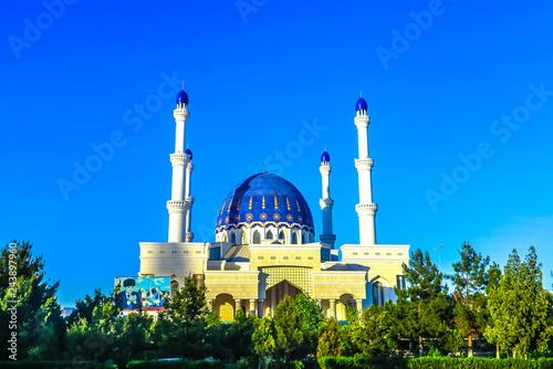 Photo Mary Turkmenistan Mosque 01