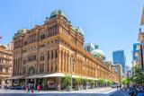 Queen Victoria Building, zabytek w Sydney