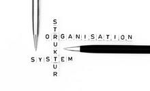 Organisation Struktur System Prozessoptimierung