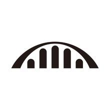 Bridge Vector Logo