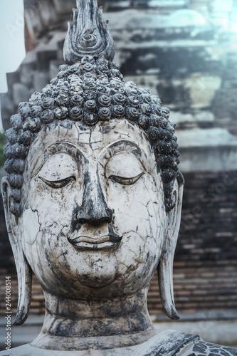 Fotografía  Buddha statue