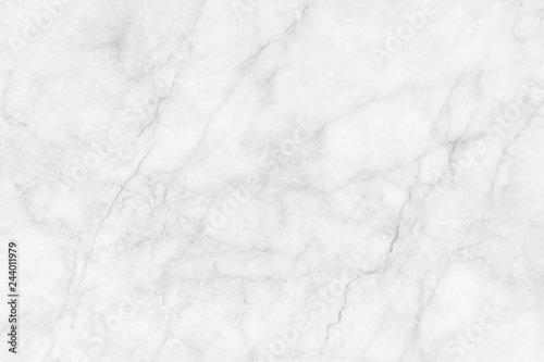 Foto op Canvas Stenen White marble texture abstract background pattern