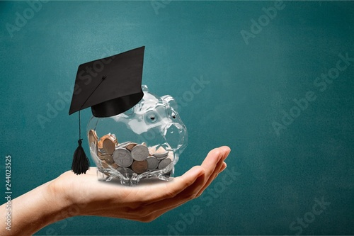 Fotografia Education scholarship student icon investment money academic