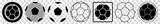 Ball | Emblem | Logo | Variations #isolated #vector