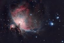 M42 La Grande Nebulosa Di Orione