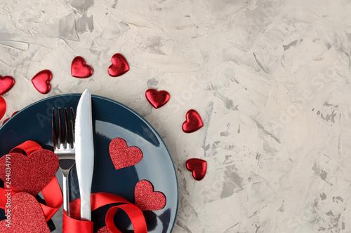 Fotografía  table setting