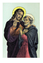 Jesus And Apostle Peter