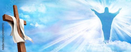 Photographie Web banner Resurrection